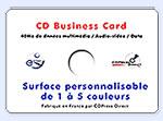 CD carte visite